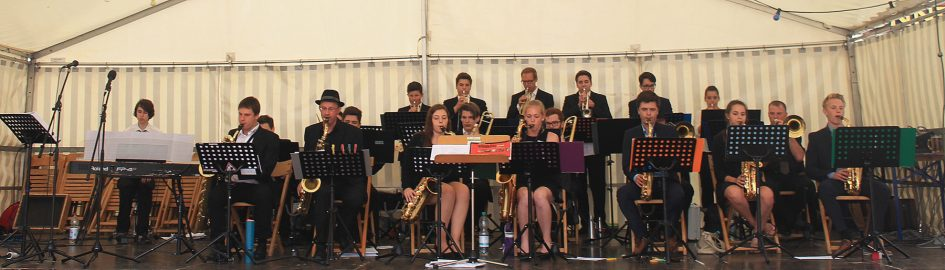 MVG Big Band in Kuppingen
