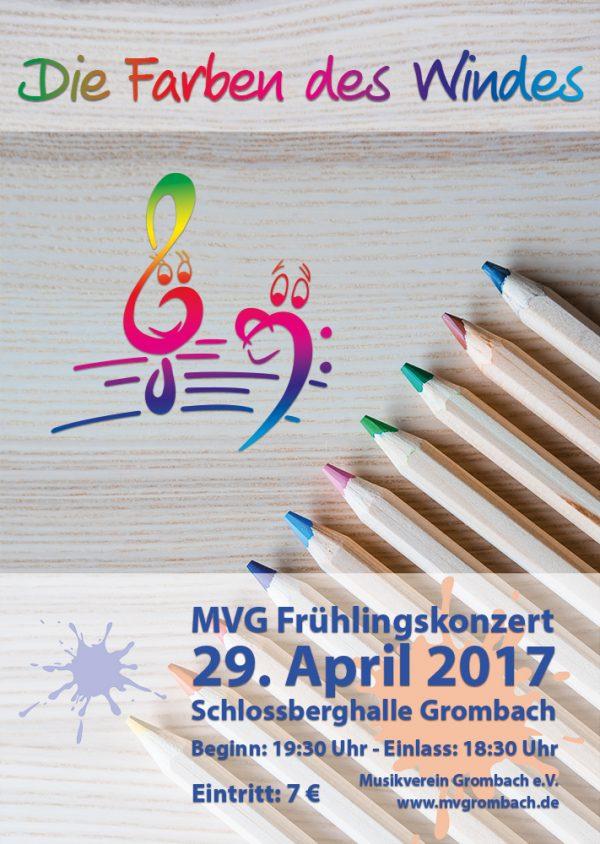 Konzertplakat 2017