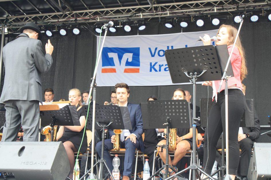 MVG Big Band Stadtfest 2018